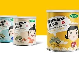 佳农食品包装设计