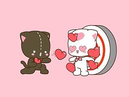 洛猫爱情篇6-表情包