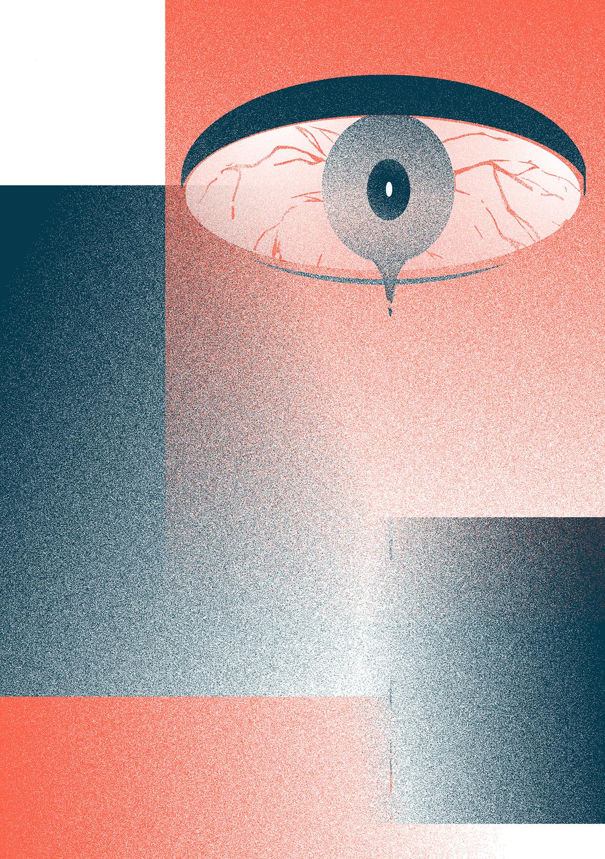 模拟梦境——眼耳口鼻图片