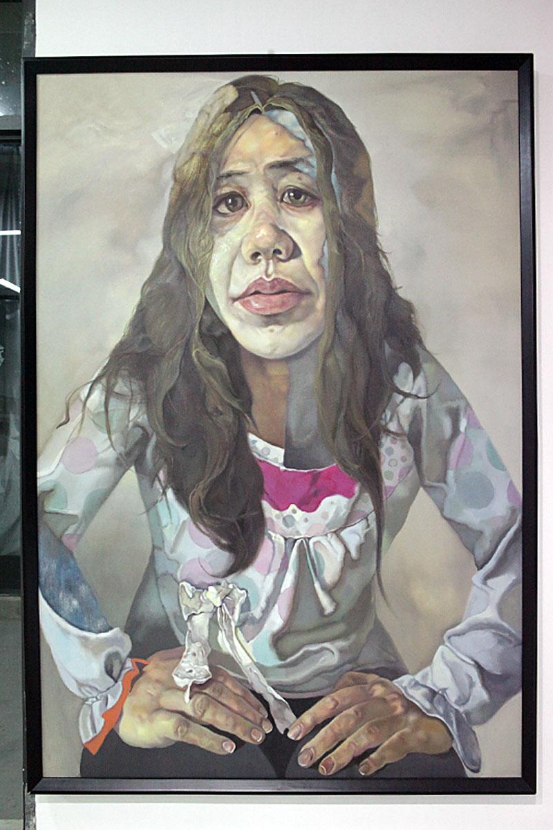 2.3》|油画|纯艺术|川美油画毕业展 - 原创图片