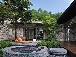 一位日本建筑师在中国的边陲小城用石头建造的奢华秘境。I 腾冲·石头纪