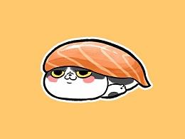 麦粒酥寿司系列