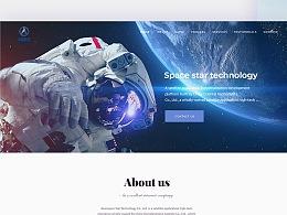 公司网站主页设计