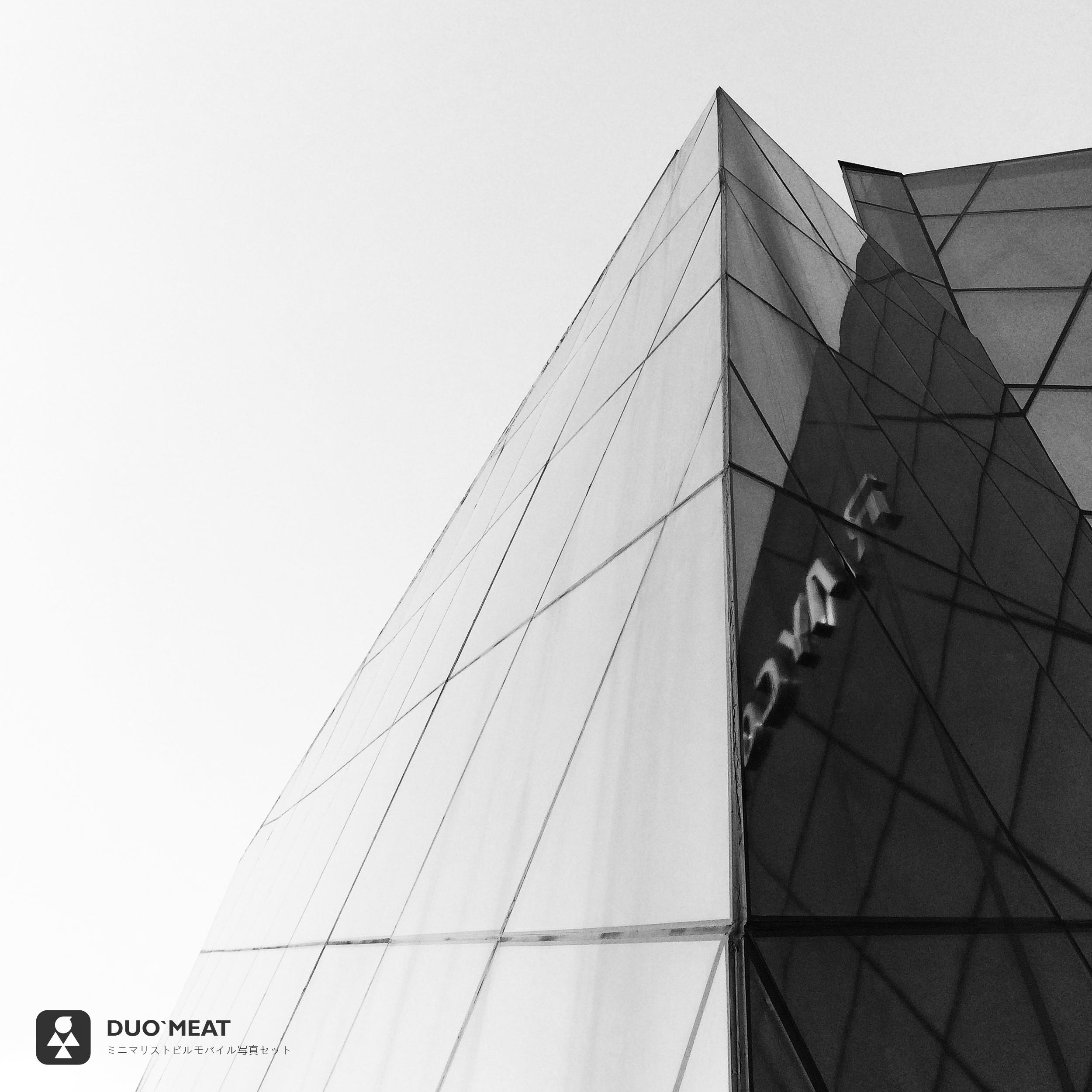 极简建筑 - 手机摄影集