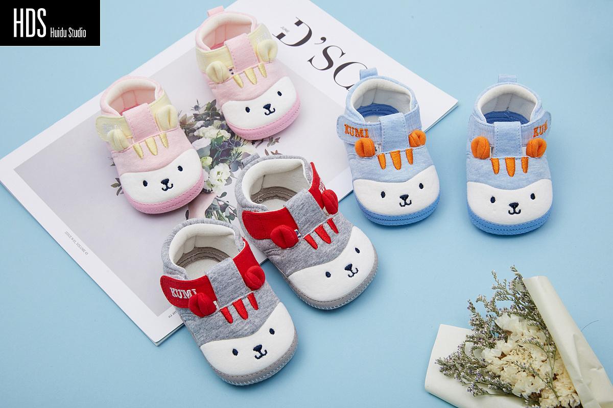 自己动手给宝宝做一双学步鞋