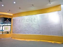 巩义市产业集聚区展示中心  施工进行中