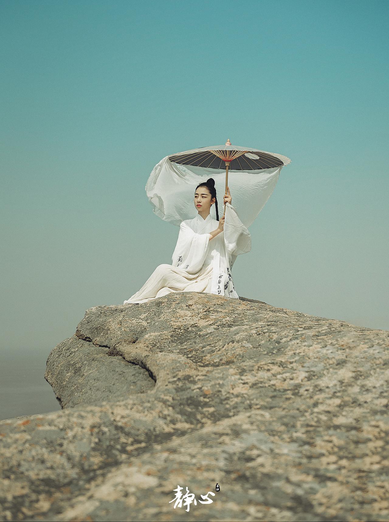 人像摄影网_【静心】|摄影|人像|蓝海Photo - 原创作品 - 站酷 (ZCOOL)