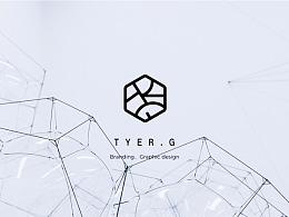 TYER.G | 品牌、标识设计