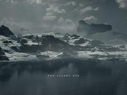 UE4原创作品——《THE SILENT AGE》