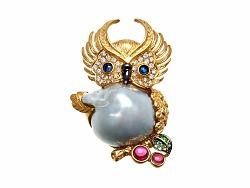巴洛克珍珠/艺术异形珍珠《守卫者》创作过程欣赏