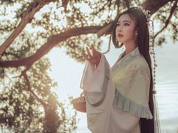 【汉服】宴春台慢 · 晋襦