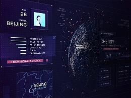 [UI] 原创数据可视化后台界面