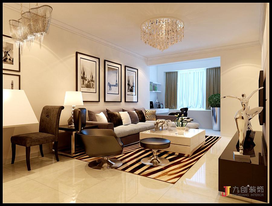 桓台恒生未来城装修设计案例|室内设计|简单礼盒设计图图片
