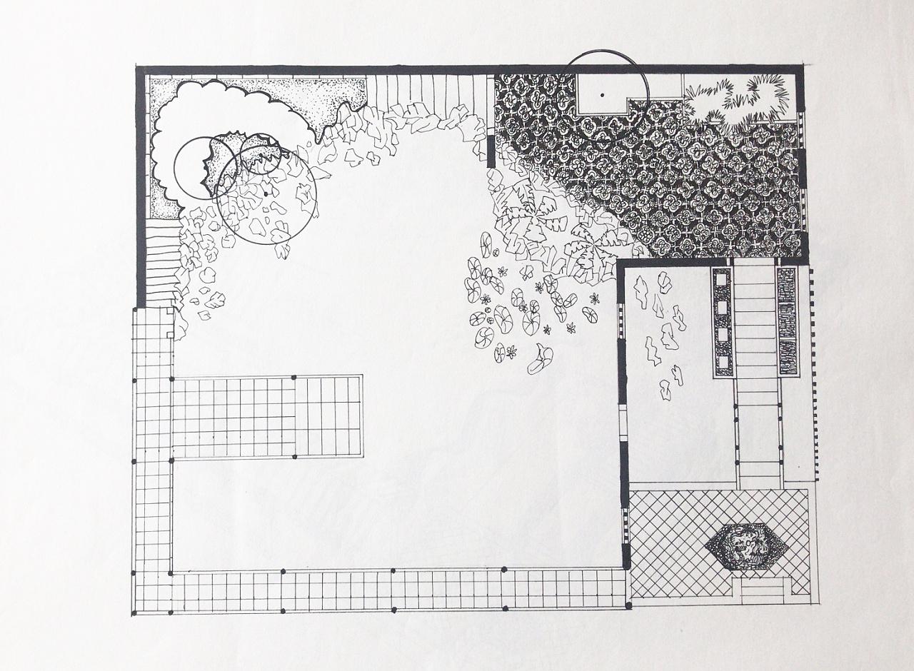 ...化园林景观规划CAD设计平面图26套-景观规划设计图图纸-沐风网