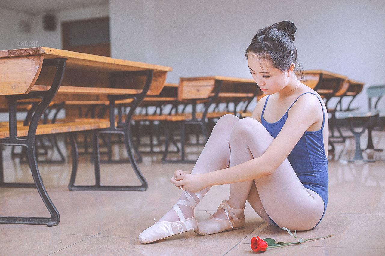 女孩男女|v女孩|舞蹈|摄影师班班-原创作品-站爱慕人像生图片