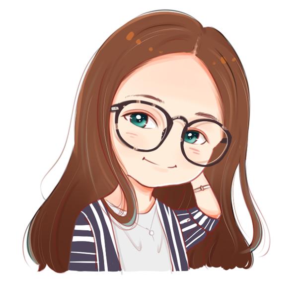 q版q版!|插画|插画习作|爱画画的米小芽 - 原创作品图片