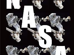 NASA海报设计