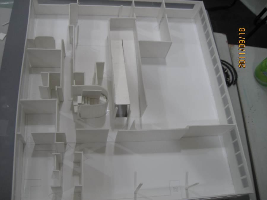 萨伏伊模型别墅|oneshow户外|其他|WoW_Z-惠安别墅信息出售图片