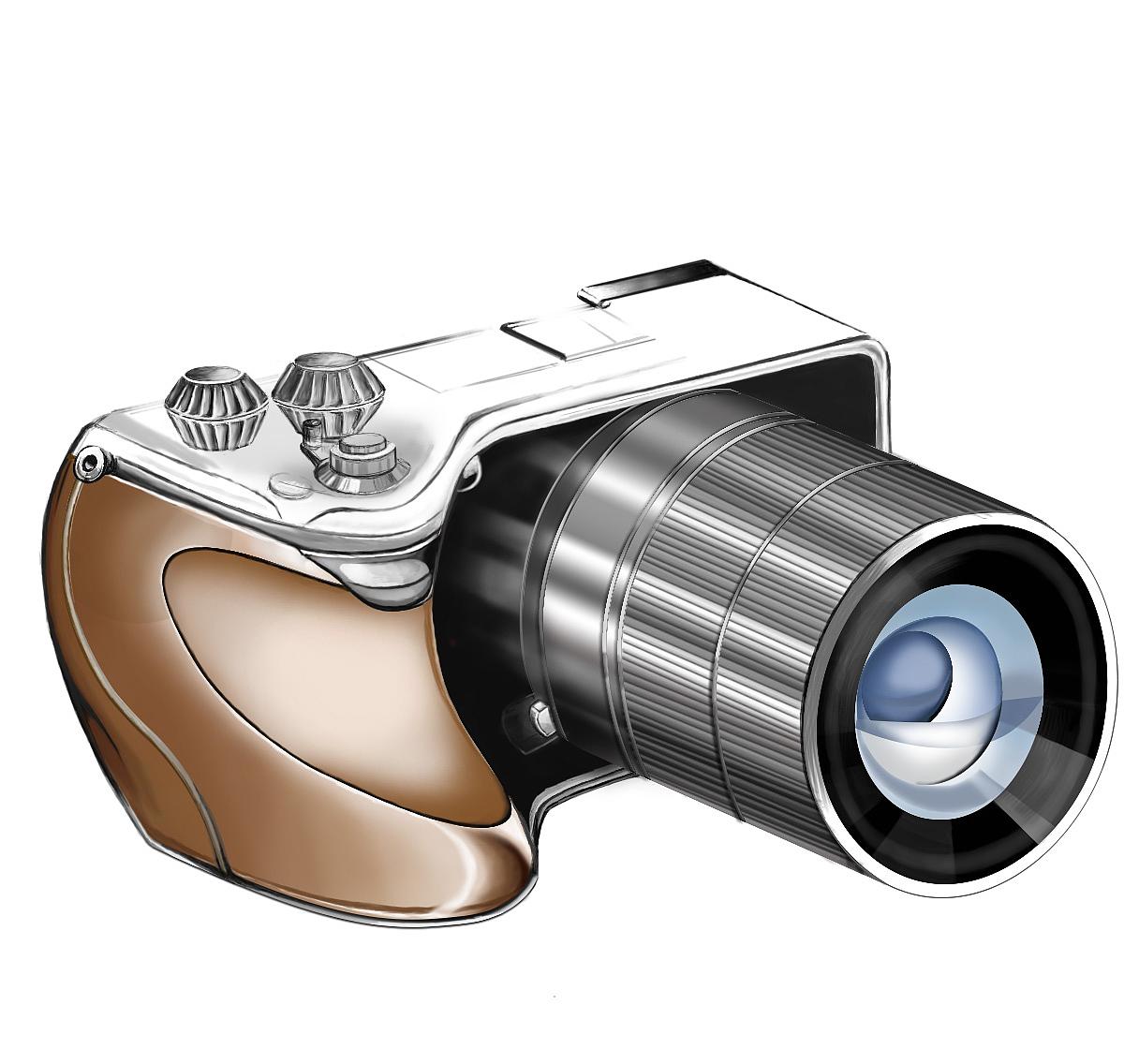相机-手绘