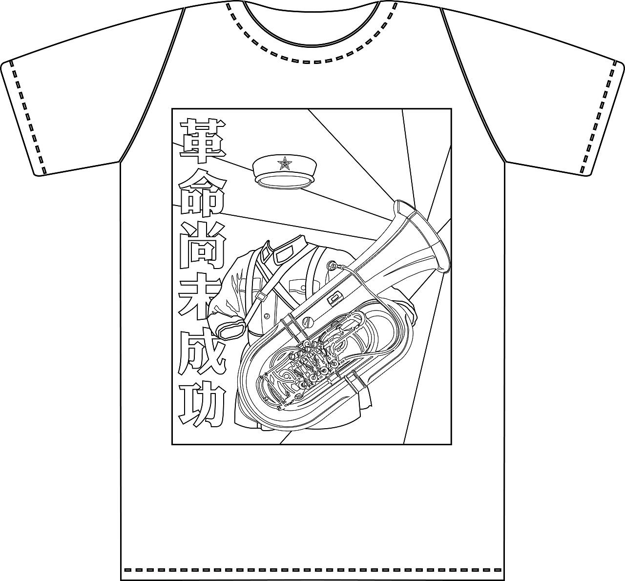 t恤衫图案设计