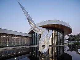 《翼》雕塑设计