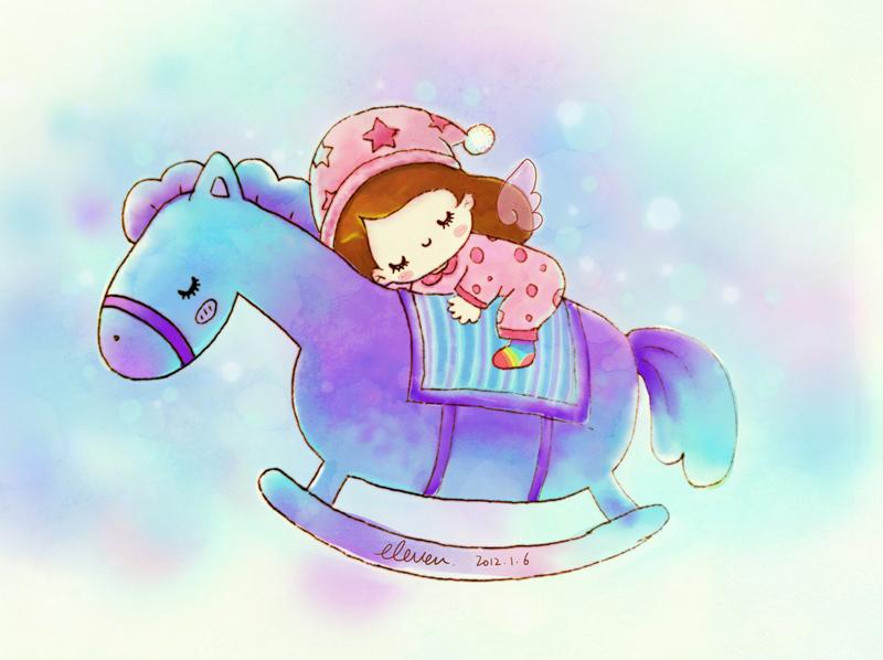 仿佛像生了一个小孩子?希望我小小的梦想能载着我乘风破浪 !