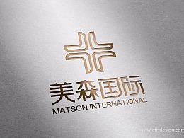 美森国际logo提案方案二