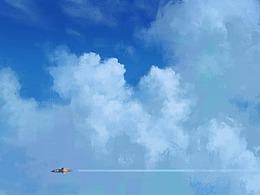 NWA微课堂,云朵的画法,视频教程来啦!