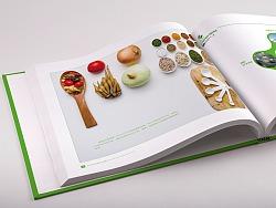 盛农画册设计