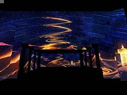 《跨界歌王》第四季 第九期视觉设计