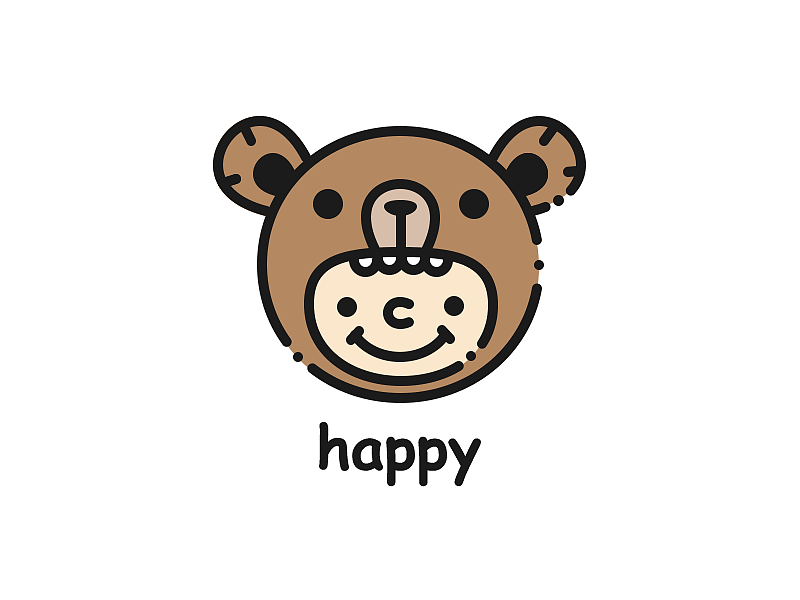 熊熊表情包