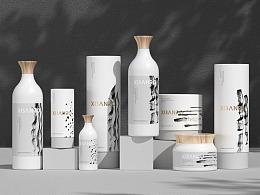 XIBANRO-品牌包装设计-简雅之美