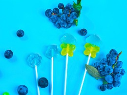 美食摄影-糖果、棒棒糖