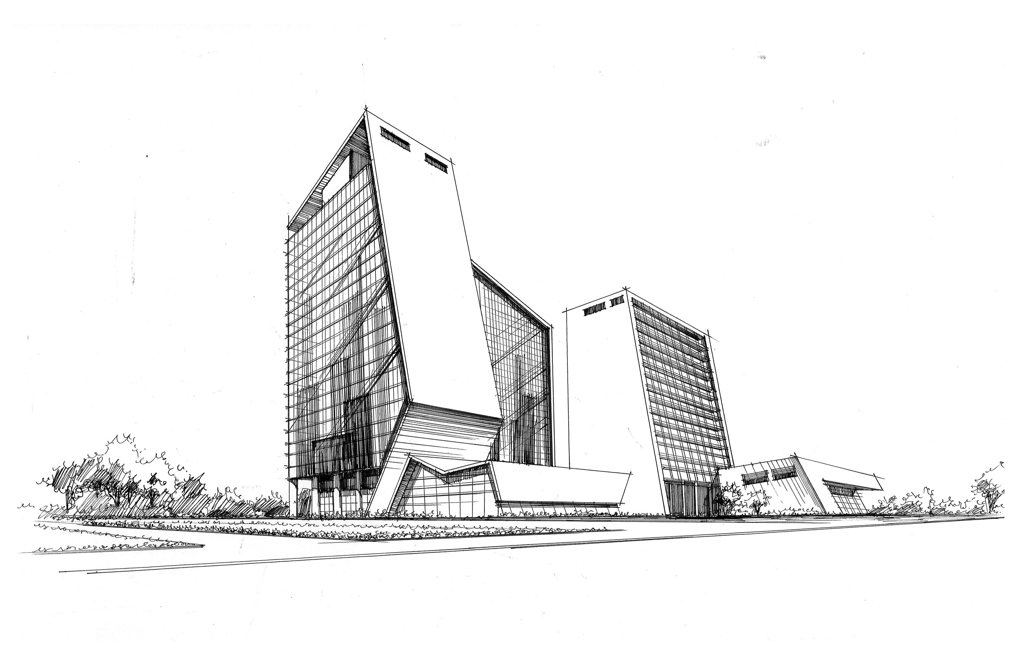 设计图分享 建筑设计图线稿 > 建筑设计      上一张 宽3386×2205高