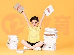 123教育LOGO设计
