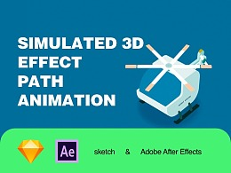 Simulated 3D(附教程)AE- animation第3季