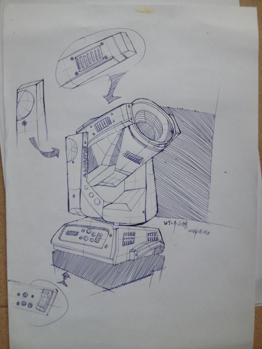 产品手绘|其他产品|工业/产品|qywwy