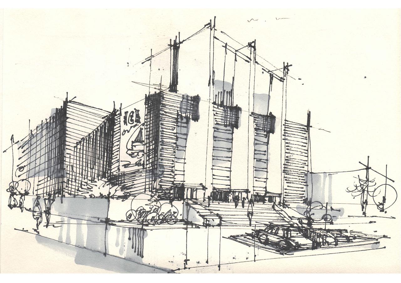 【效果图手绘】-临摹练习|空间|景观设计|xy91629