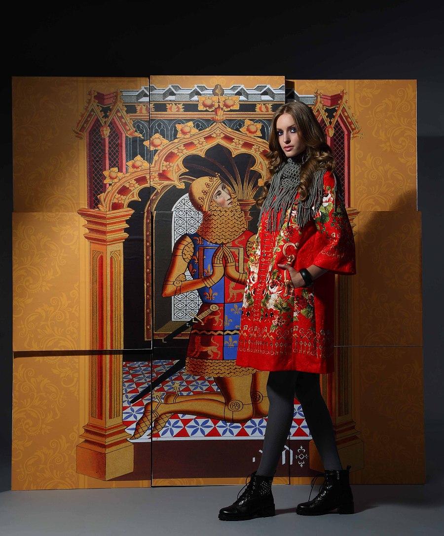 塔罗牌女王装|人像|摄影|流浪者牧羊人