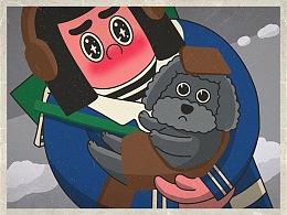 小漫画细思极恐系列之《手机壳》