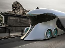 建模渲染 cdn中国汽车设计大赛