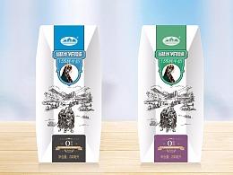 酸奶包装设计 酸奶设计