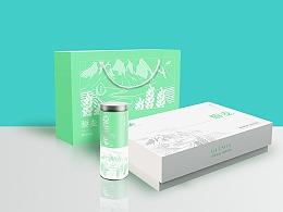 西安新概念品牌设计包装案例 藜麦包装