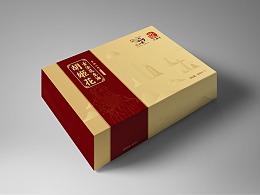 胡姬花-好客山东礼盒设计