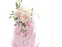 糖霜吊線蛋糕