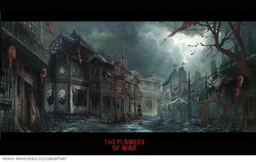 查看《电影《金陵十三钗》概念设计图》原图,原图尺寸:915x577