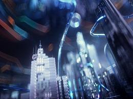 《未来城市-冷核聚变》 | Cold fusion
