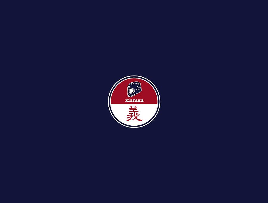 摩托车队标logo_摩托车队标