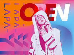 YP艺术海报设计