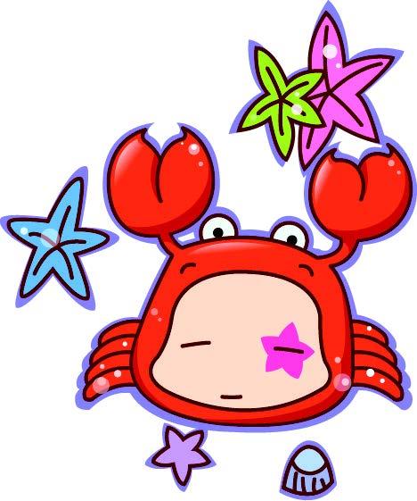 巨蟹座狮子座女的配星座配对图片